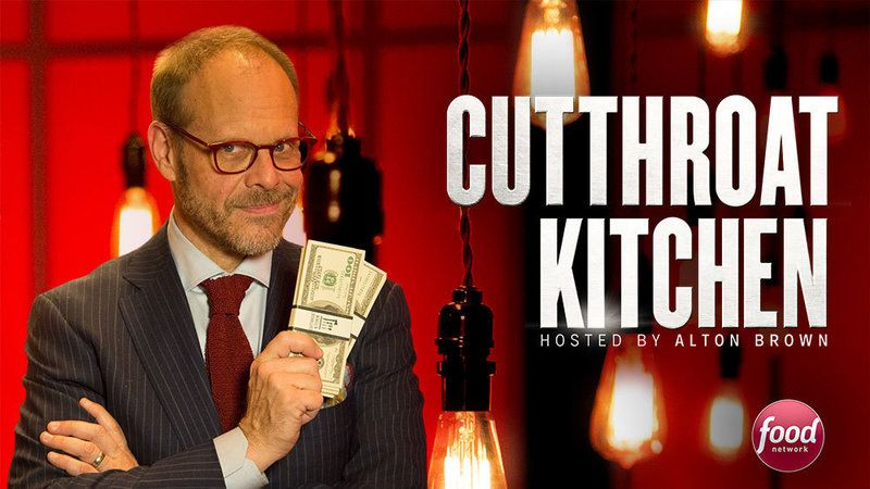 Image Result For Cutthroat Kitchen With Images Cutthroat Kitchen Celebrity Chefs Chef Tv Show