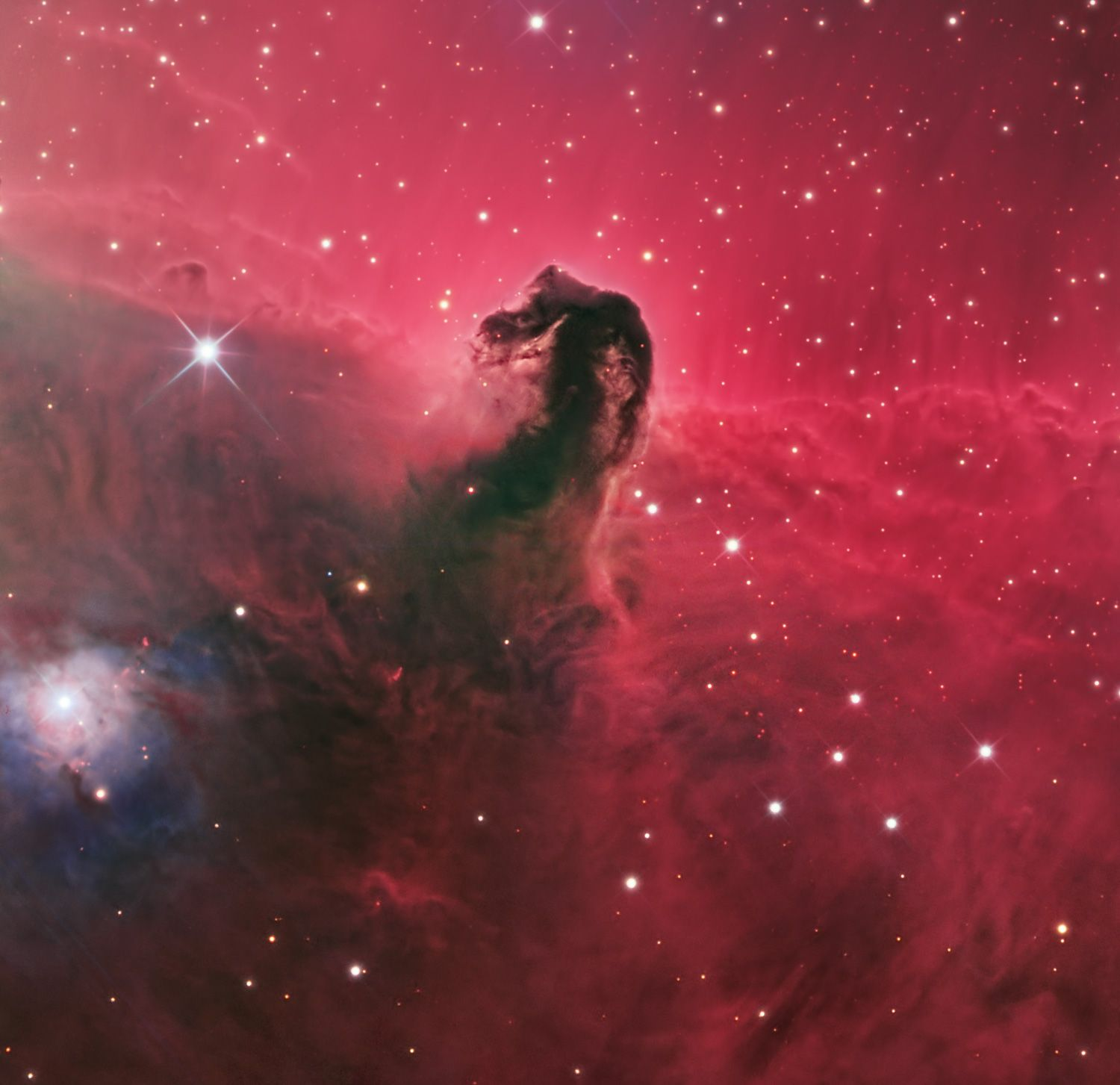hubble pictures horsehead - HD1500×1453