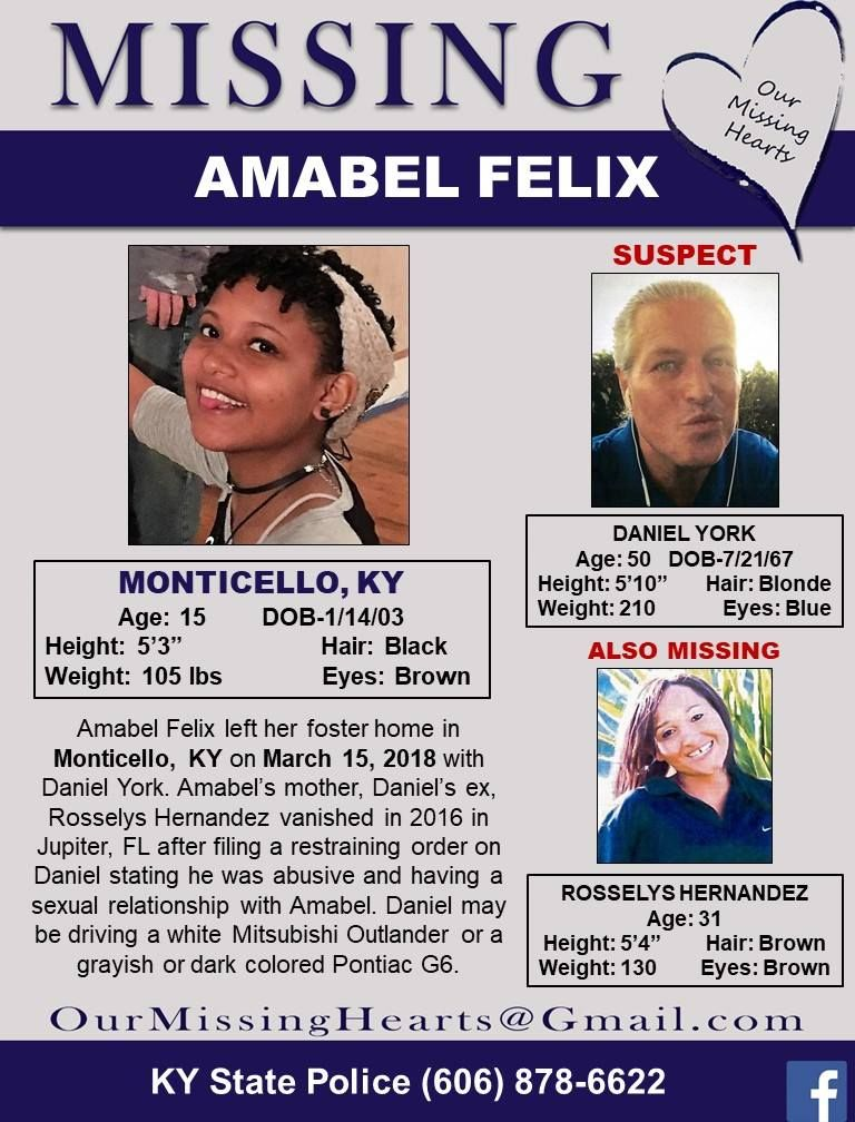 Minority Students Still Missing Out On >> Find Amabel Felix N Rosselys Hernandez Still Missing Minority