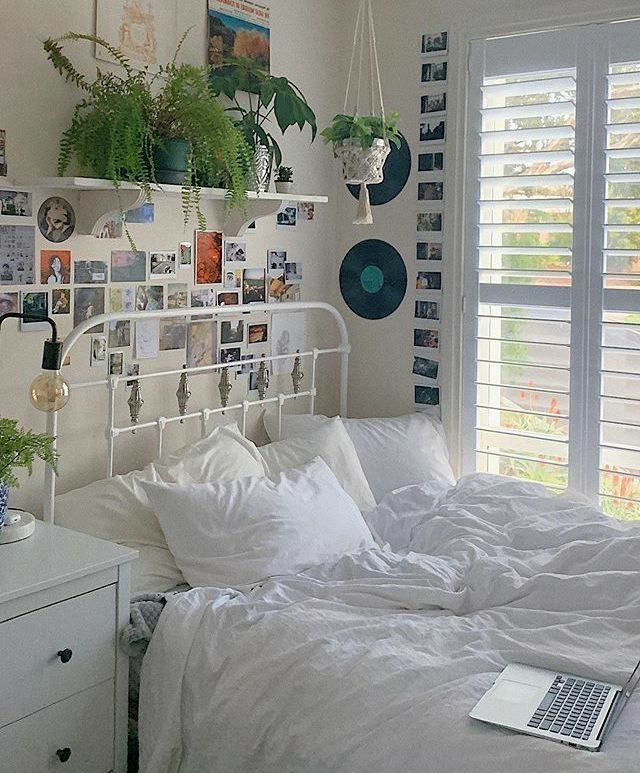 Bedroom  uploaded by ναlєη ✧ on We Heart It