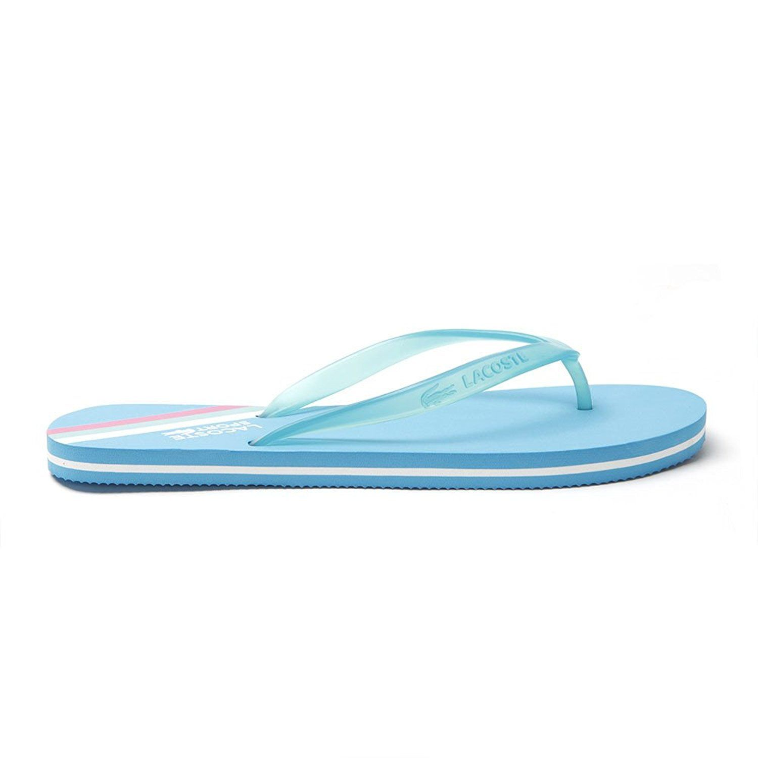 71078b830 Lacoste ancelle flip flops new ladies shoes be sure to check out jpg  1500x1500 Lacoste ladies