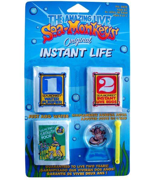 Mykidsadventure Com Sea Monkeys Instant Life Starter Refill Pack