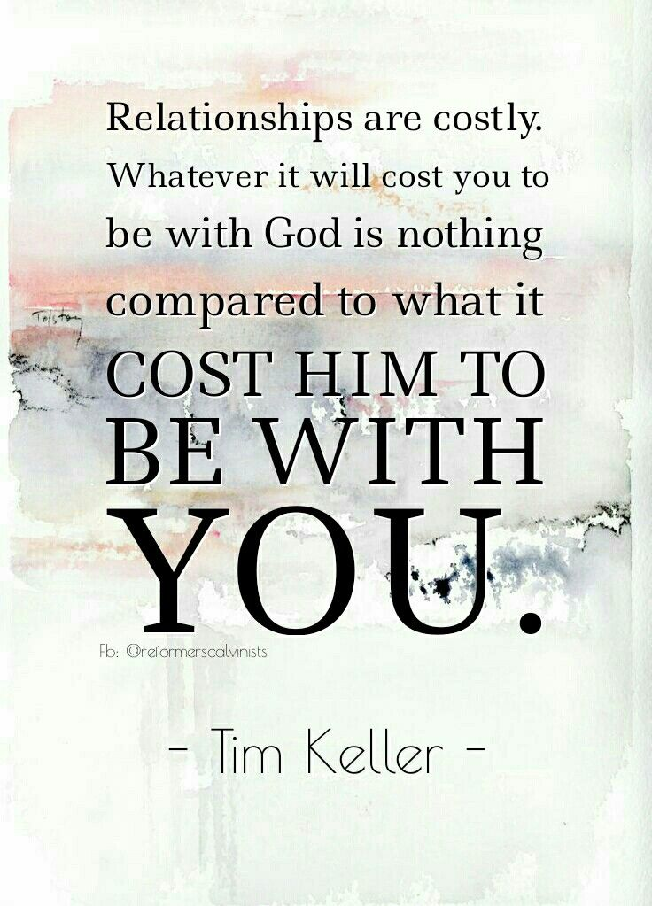 Christian Quotes Tim Keller Quotes Suffering Affliction Cost Adorable Timothy Keller Quotes