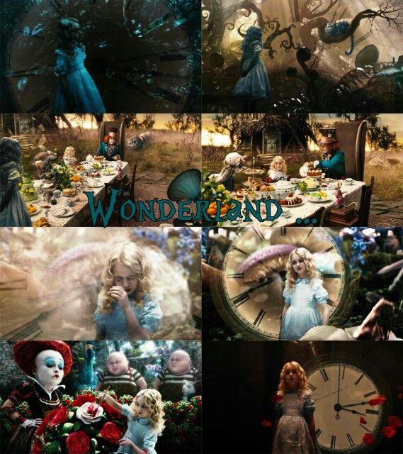 Pin By Andrew Leduc On Disney 3 Film Alice In Wonderland Alice In Wonderland Wonderland