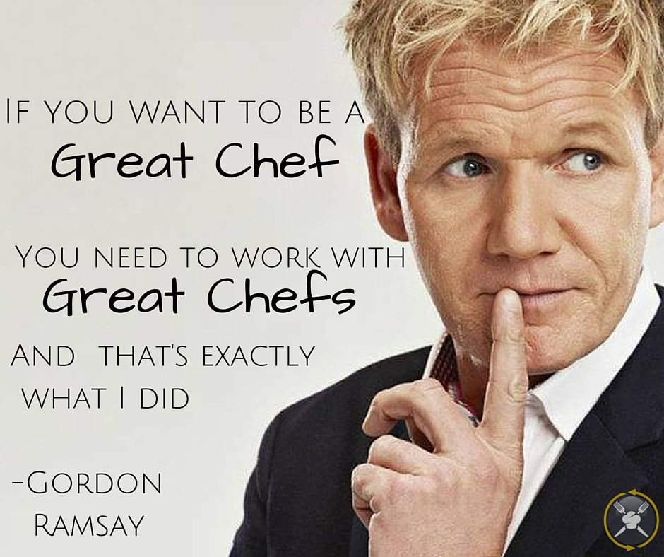 8 Inspiring And Famous Chef Quotes Culinary Quotes