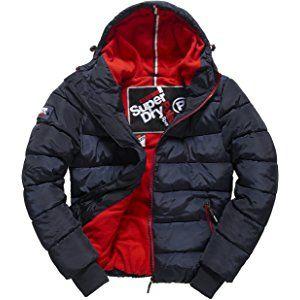 sale retailer 01798 ac462 Superdry Herren Jacke Polar Sports Puffer   Styling für ...