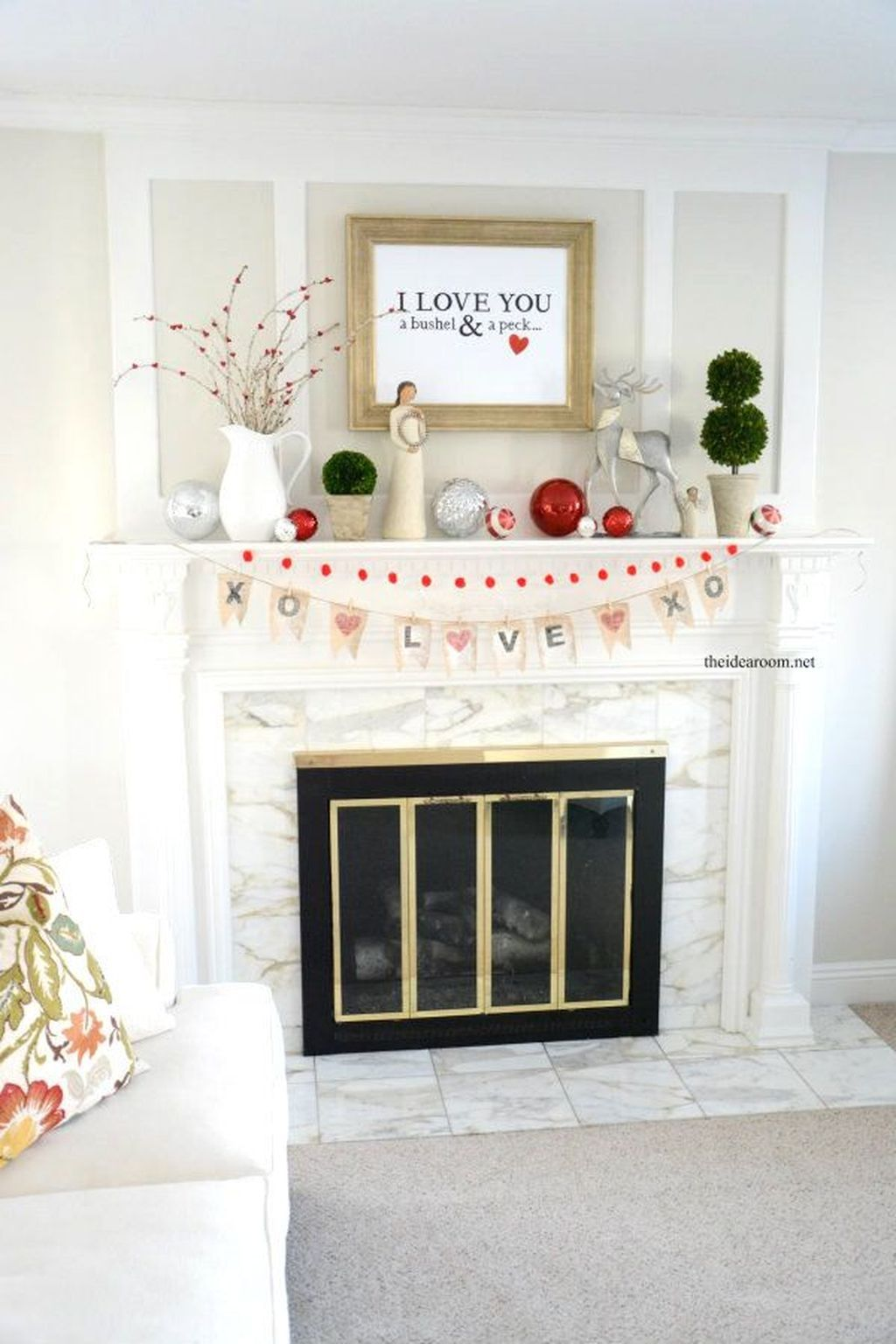 36 Stunning Valentine S Day Decor For Your Living Room I