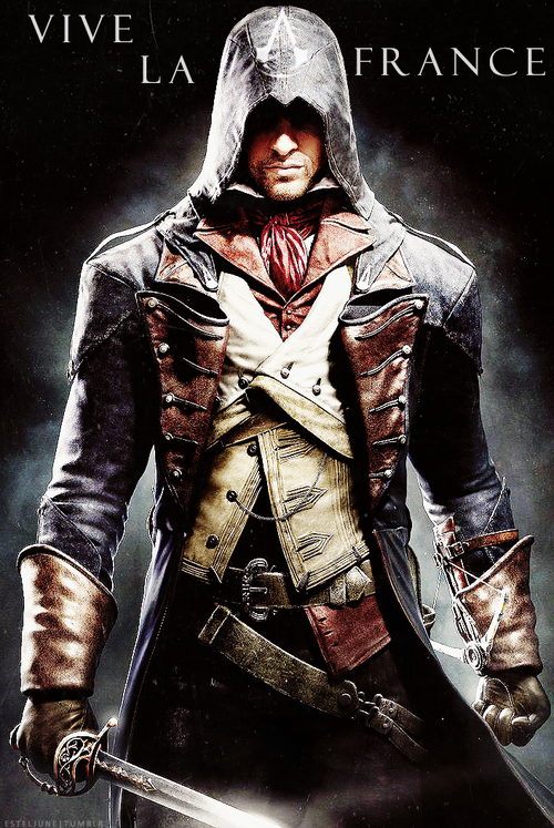 Arno Dorian, Assassin's Creed: Unity