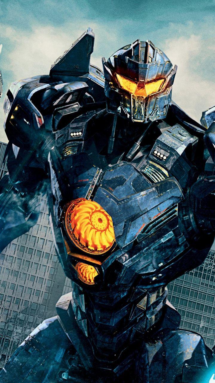 gipsy avenger, pacific rim uprising, 2018 movie, 720x1280 wallpaper