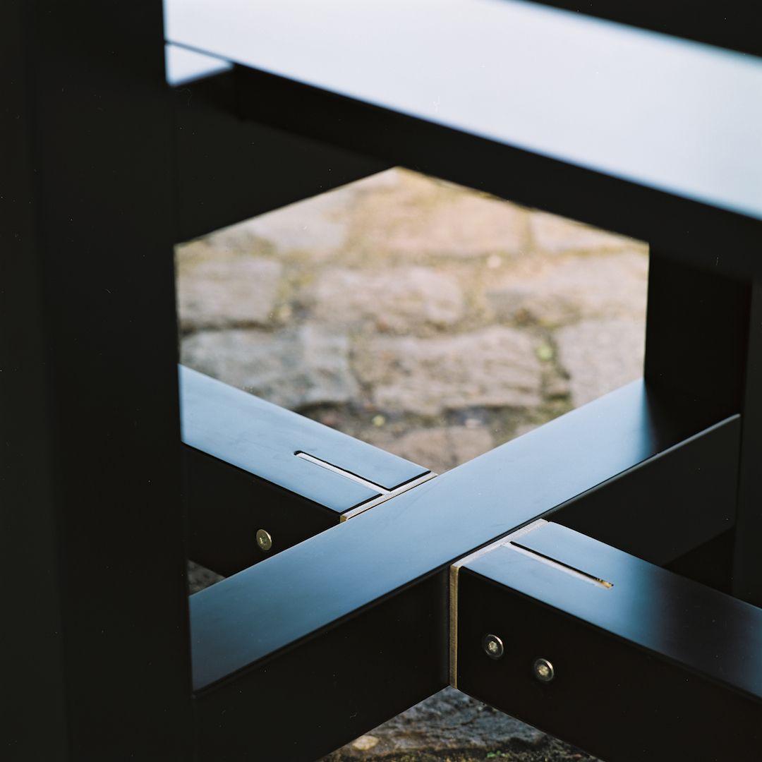 Bataille Ibens Bench Banc Atomium