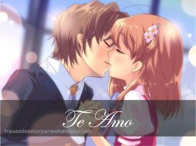 Dibujos De Amor Para Whatsapp De Animes Romanticos  Dibujos
