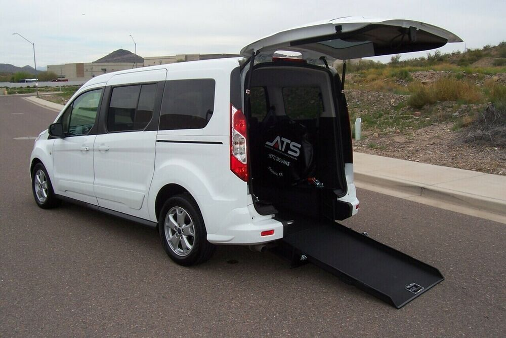 Ebay Advertisement 2014 Ford Transit Connect Xlt Wheelchair