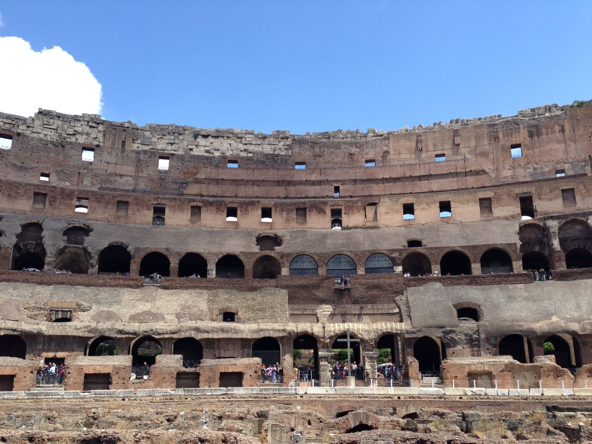 Rome and the magnificent #colosseum