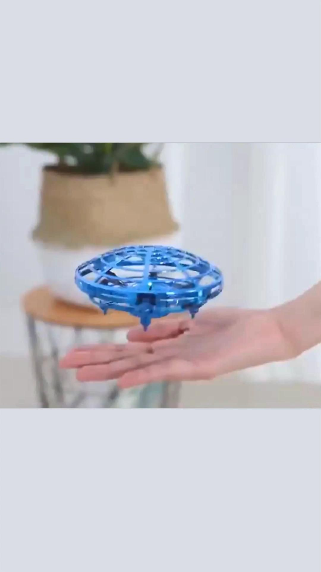 Photo of Cool ! Play with a mini drone