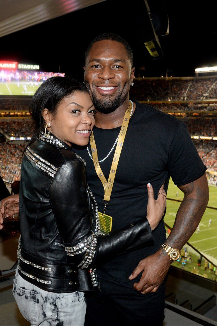 You Could Practically Ice Skate on Top of Taraji P. Henson
