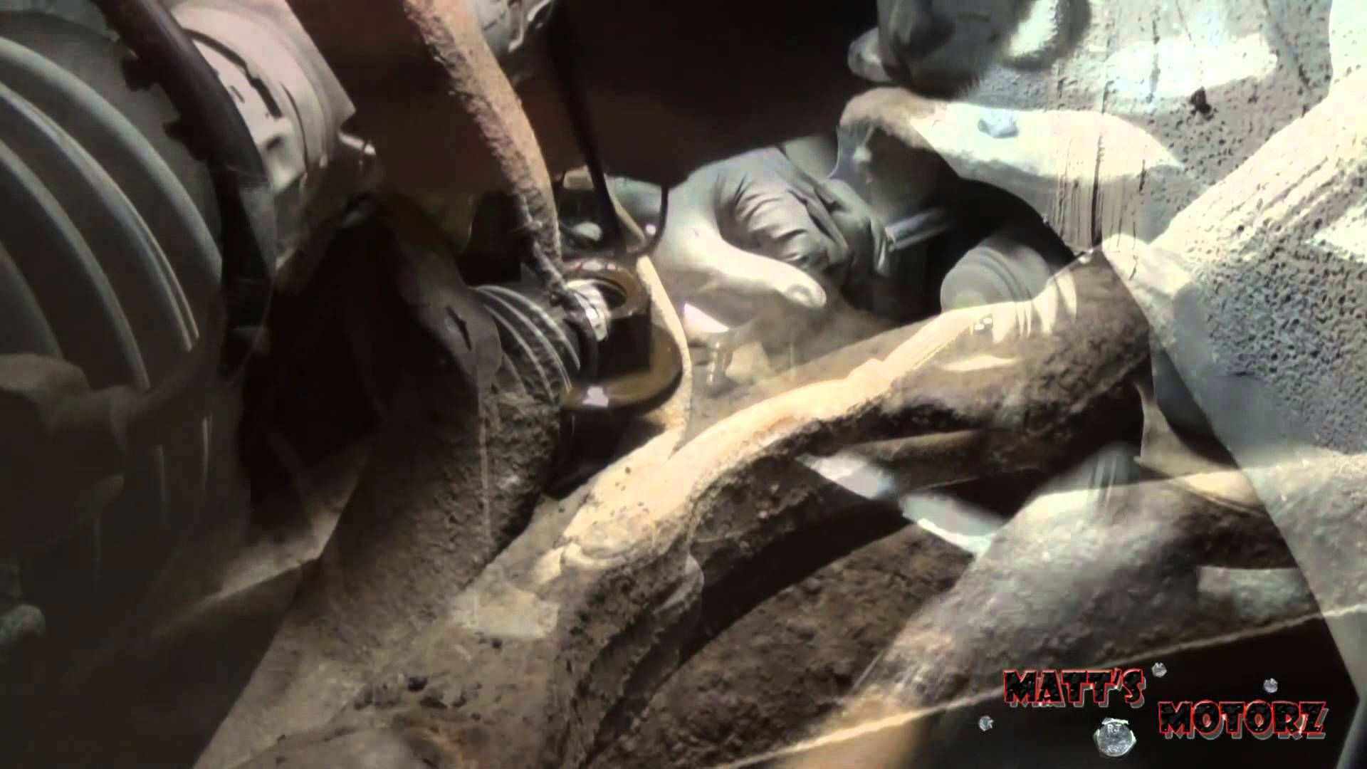 Dodge Stratus Lower Control Arm Replacement at Norridgewock 4957 ME. Dodge  Stratus Lower Control Arm Replacement In this video I replace the lower  control ...