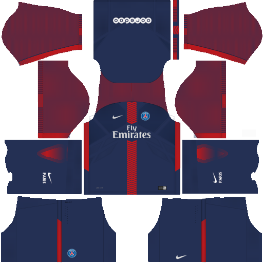 Psg 2019 2020 Kit Logo Dream League Soccer In 2020 Soccer Kits Psg Soccer