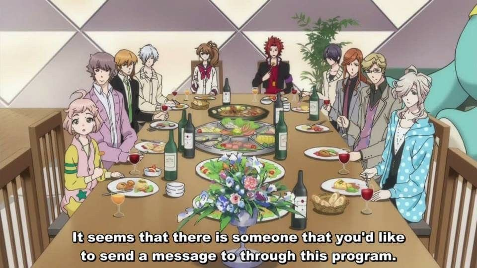 Final episode anime brothers conflict baby mobile