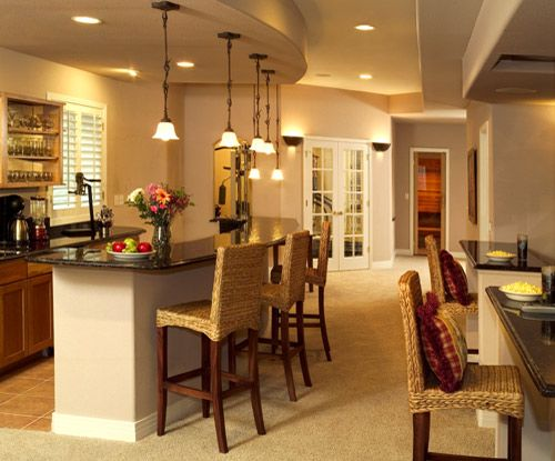 Basement Interior Design Ideas Basement Remodeling Home Home Decor