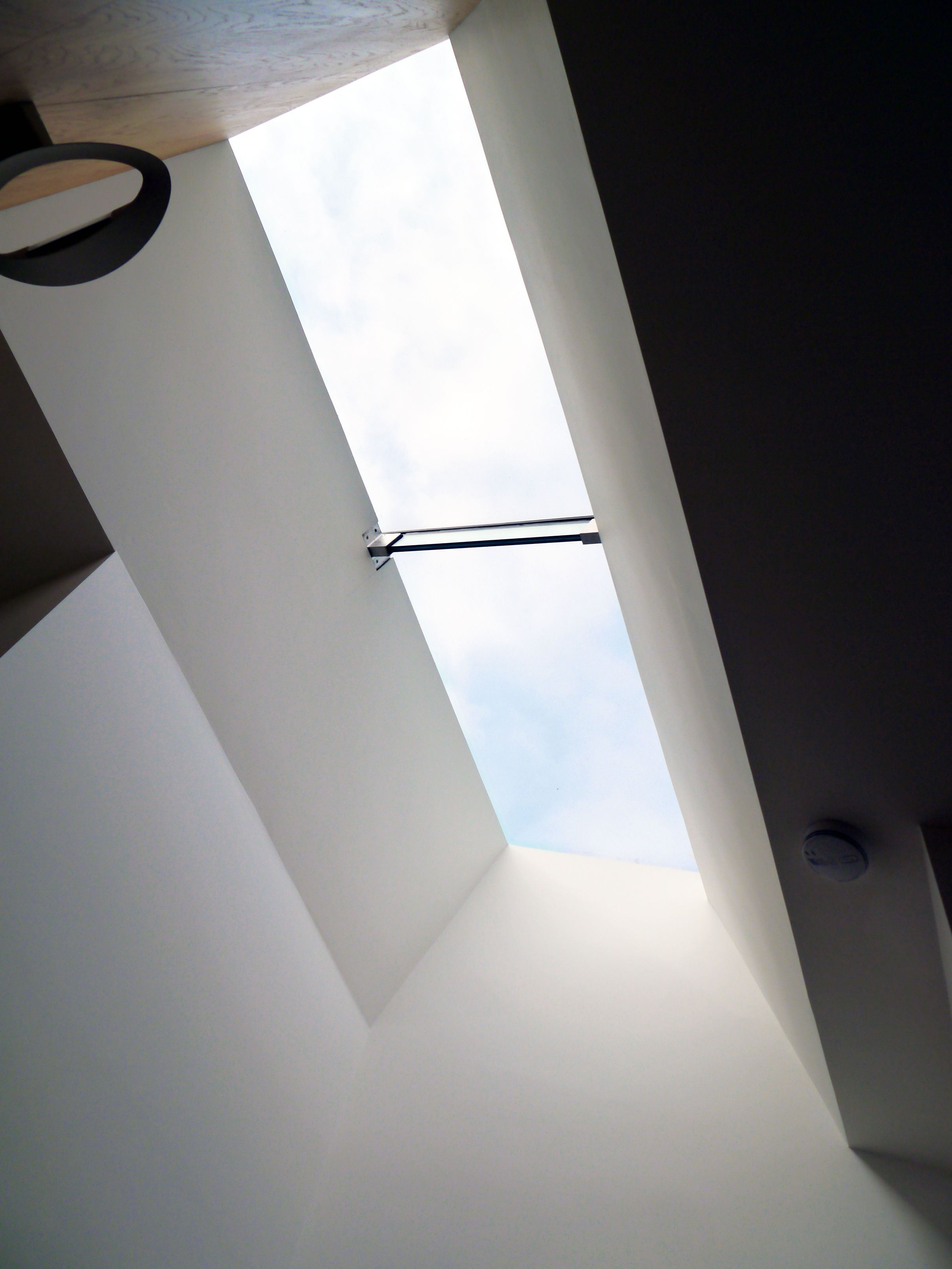 Flushglaze With Glass Fins For An Elegant Contemporary Look