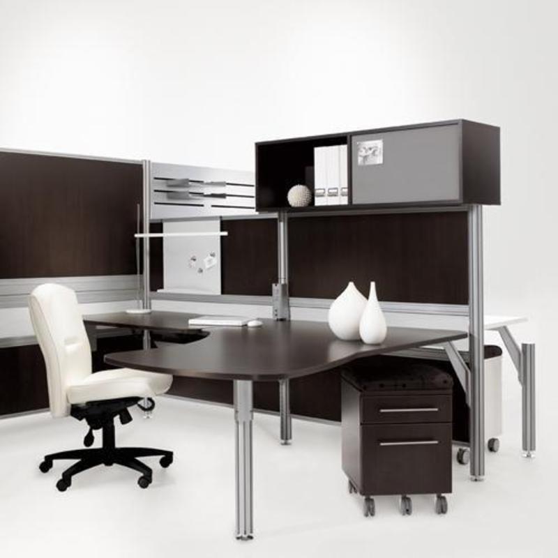 Attraktiv Moderne Home Office Schreibtische   Deko Ideen U0026 Deko Trends