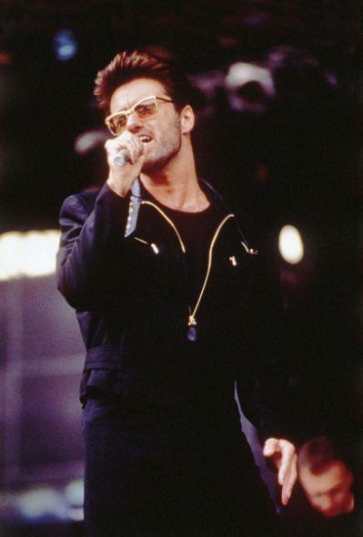 George Michael - Wallpaper Hot