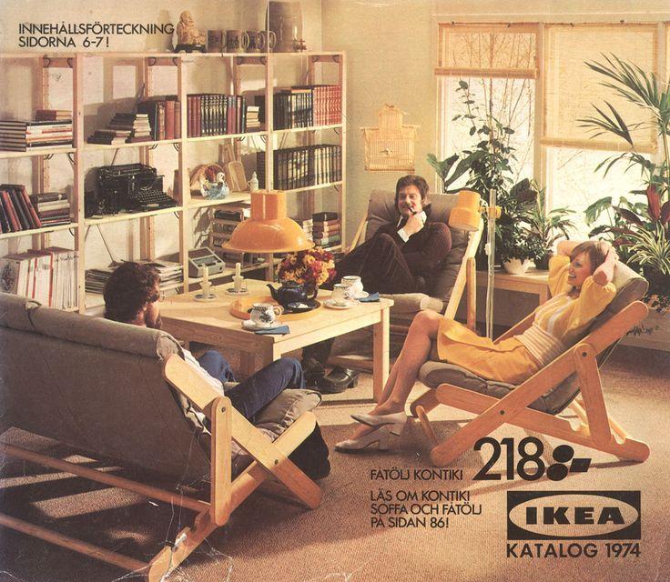 1974 ikea catalogues - Table De Salle A Manger Ikea1962