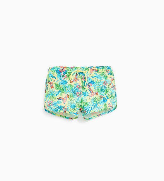 ZARA - NIÑOS - BERMUDA TROPICAL | ropa para niñas | Pinterest | Ropa ...