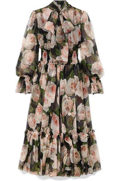 19 dolce gabbana dress Floral ideas