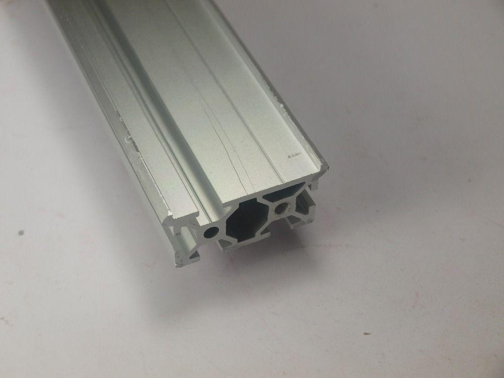 Diy cnc mill frame aluminum profiles makerslide extrusion 200 mm diy cnc mill frame aluminum profiles makerslide extrusion 200 mm length clear anodized solutioingenieria Images