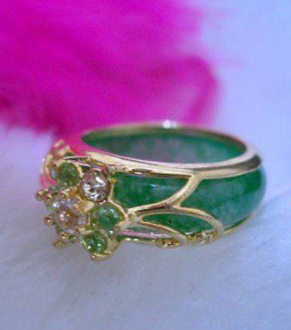 Jade Engagement Rings Wedding Ring