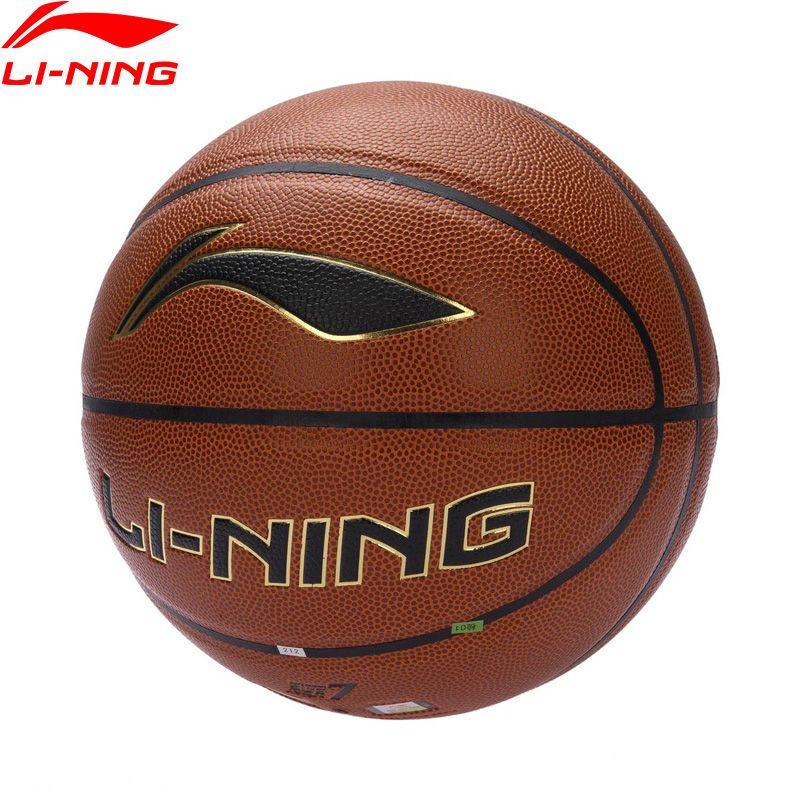 Li Ning G5000 Professional Basketball Size 7 Pu Outdoor Lining Sports Basketball Abqm118 Zyf217 Sports Basketball Sports Basketball