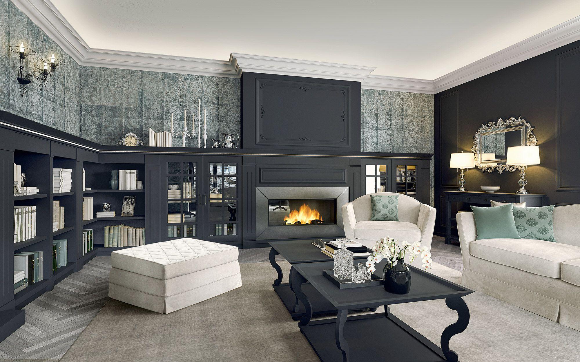 English Mood Living Room by Minacciolo 2016 #englishmood ...