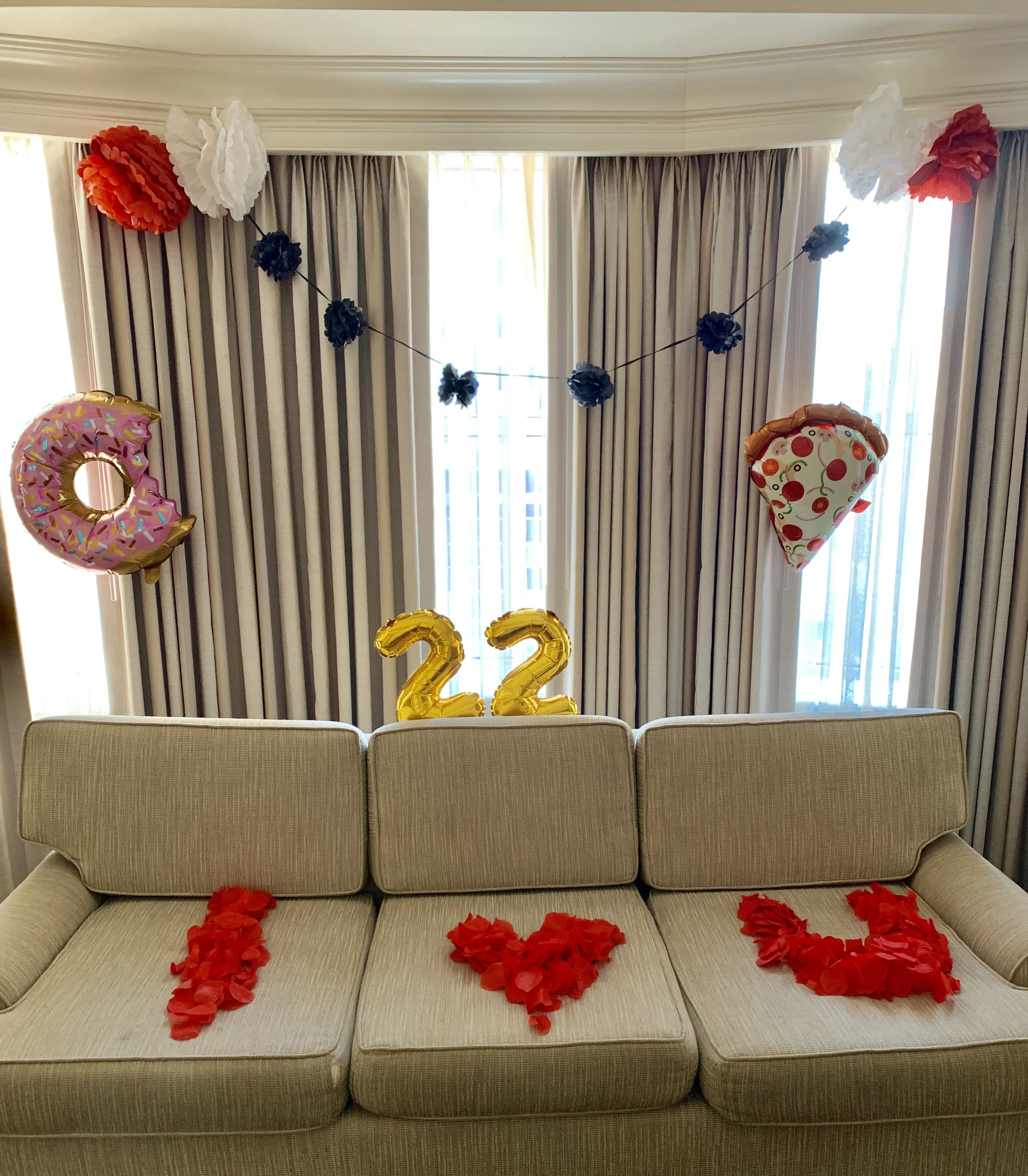 Birthday surprise for my husband with images birthday