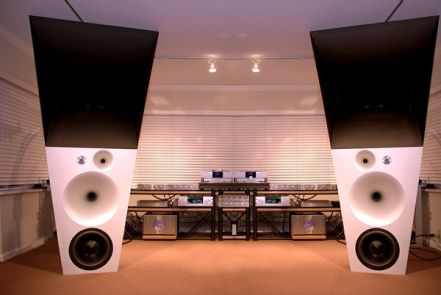Mono and Stereo High-End Audio Magazine: Magico Ultimate 3 horn ...