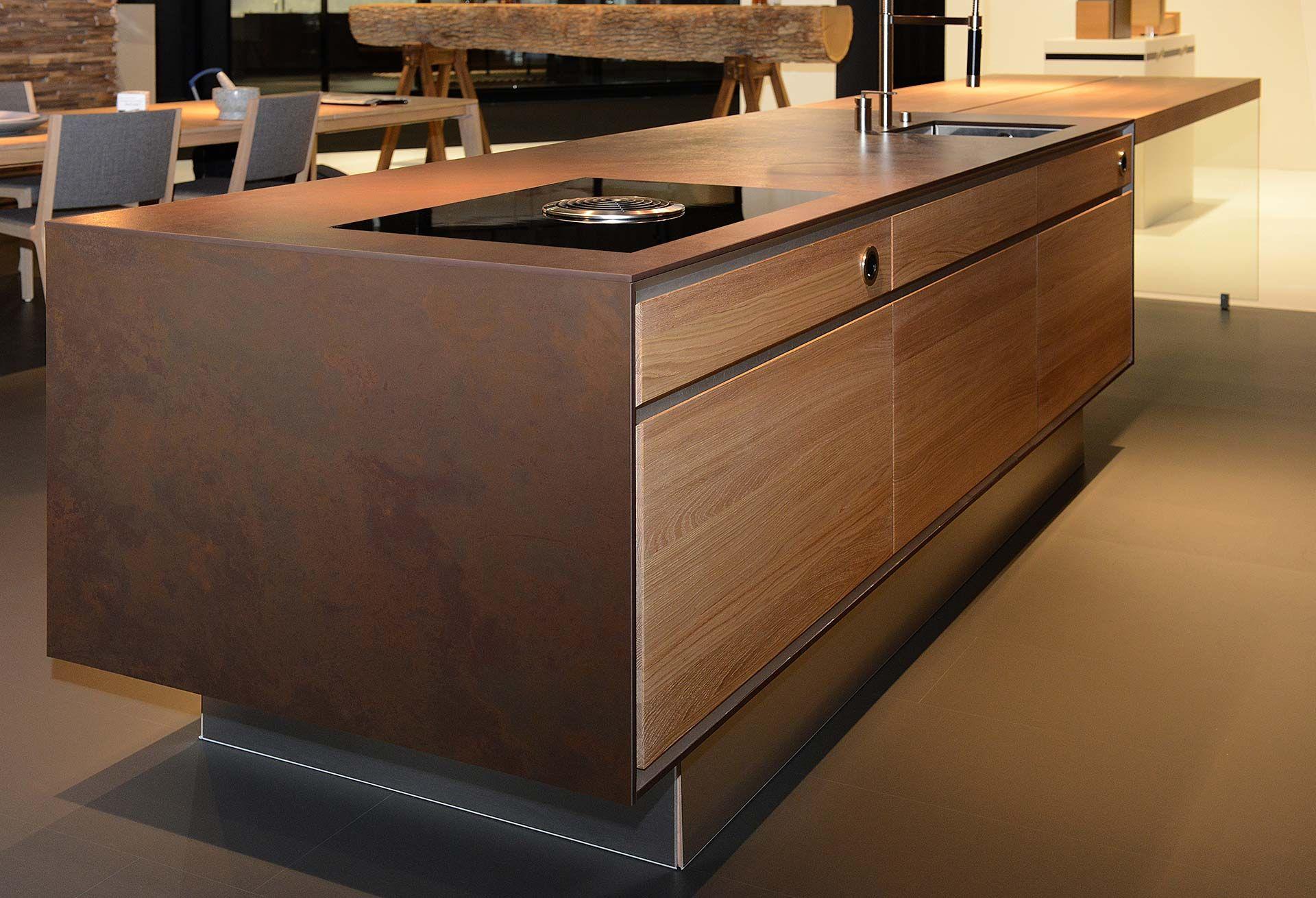 dekton ausstellung in st gallen by granimor ag dekton k chenabdeckungen pinterest. Black Bedroom Furniture Sets. Home Design Ideas