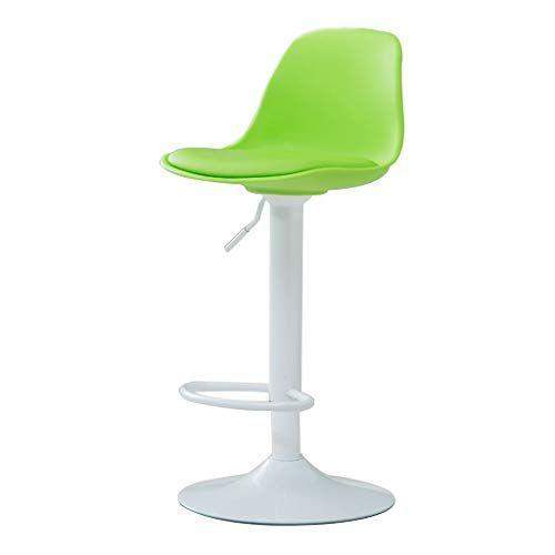 Barstool Bar Chair Bar Chair Green Modern Breakfast Kitchen Chair