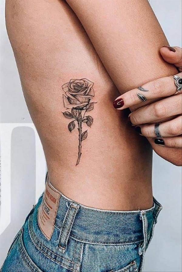 Photo of Girl's Favorite Rose Tattoo Get To Know? – Latest Fashion Trends for Girls