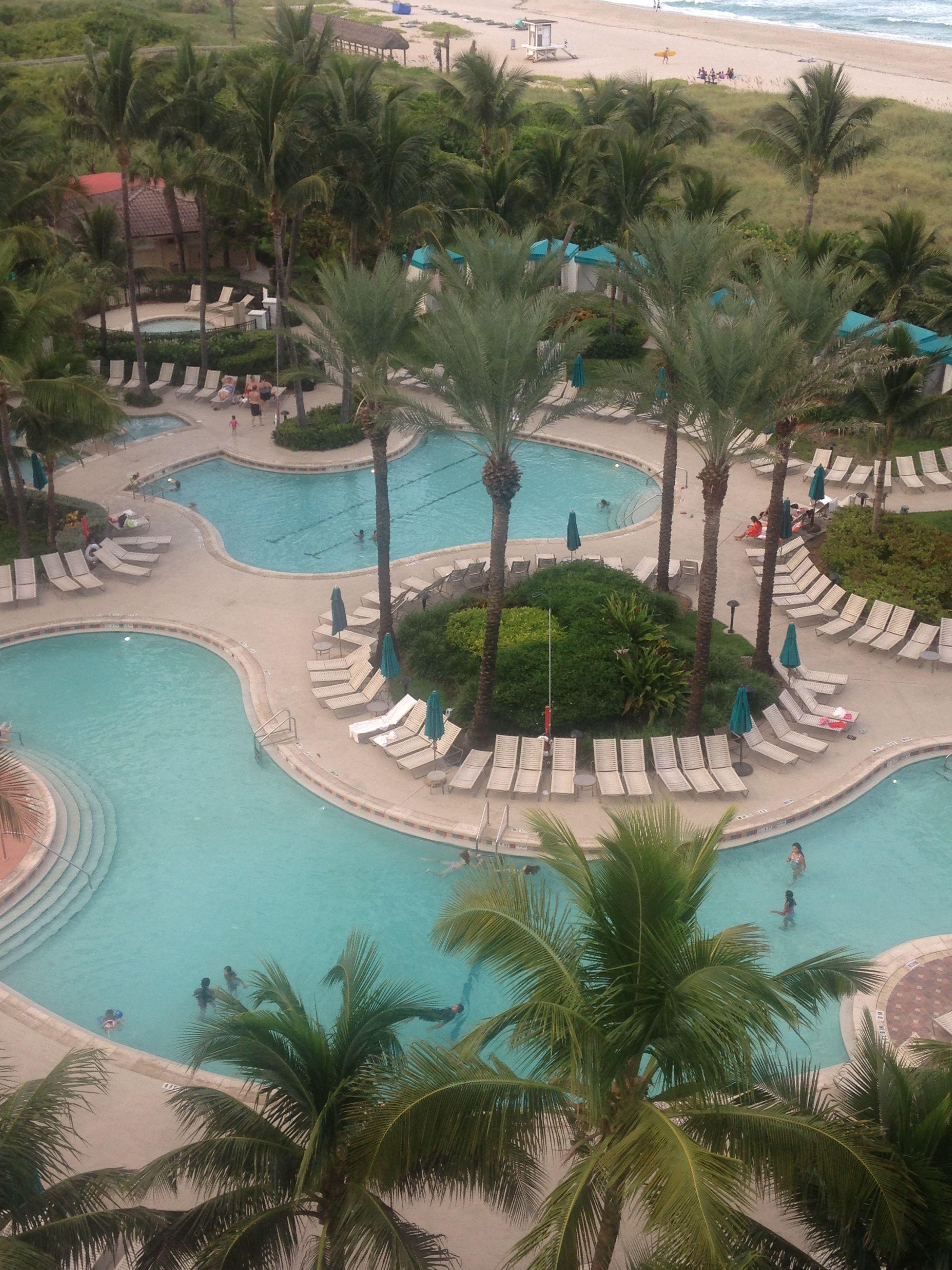 Marriott Ocean Pointe West Palm Beach Fl