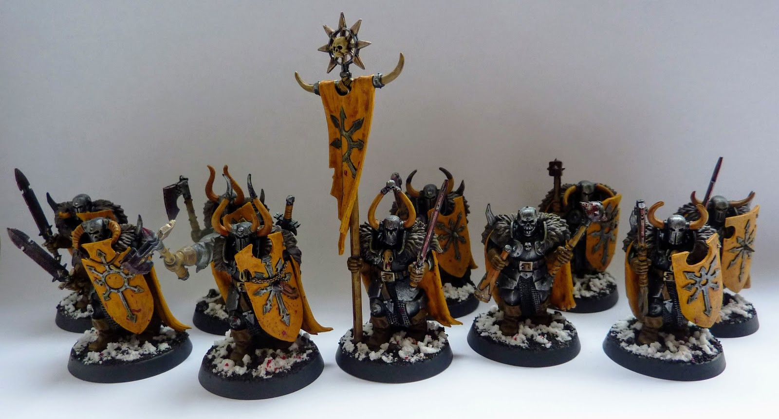 Chaos Chariot Slaves to Darkness Warhammer Age of Sigmar