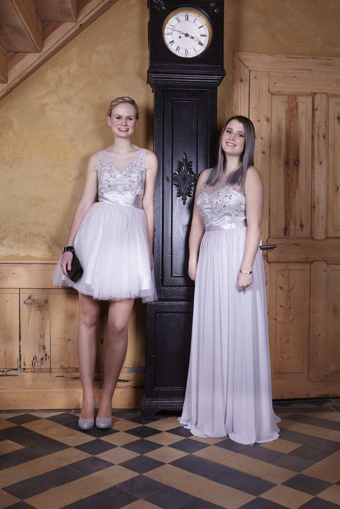 cecdf42c547 kurzes oder langes Kleid zum Abiball