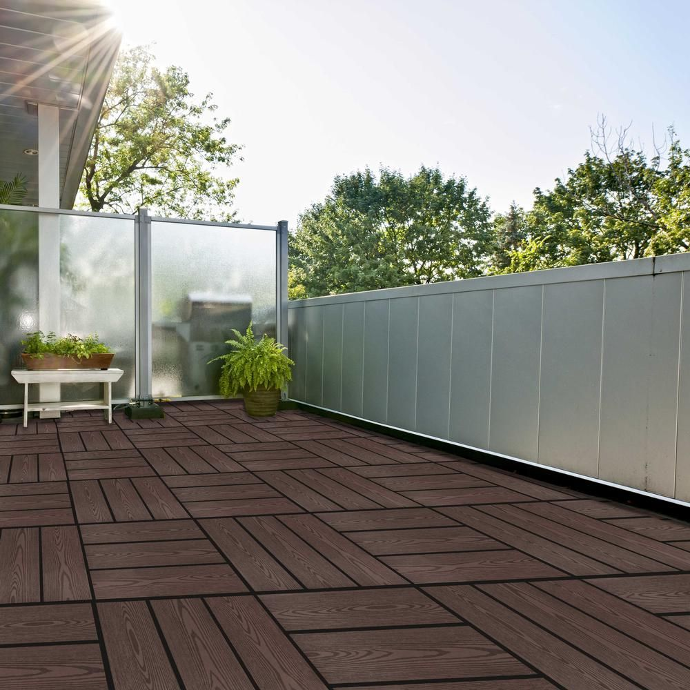 Leak Proof Outdoor Deck Floor Covering Germany Frankfurt