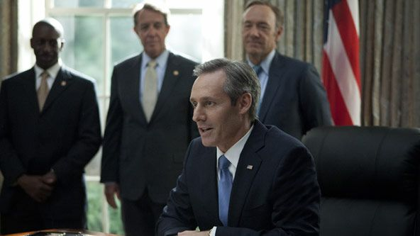 Vice President Matthews Feels Left Out Episode 7 House Of Cards Seasons House Of Cards Feeling Left Out