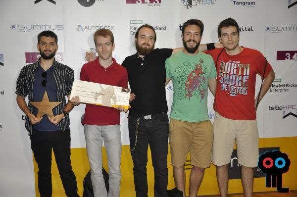 La cantera de estudiantes de Animación de U-tad ya ha recibido varios reconocimientos tanto en la anterior edición de Summa3D como en la de este año.