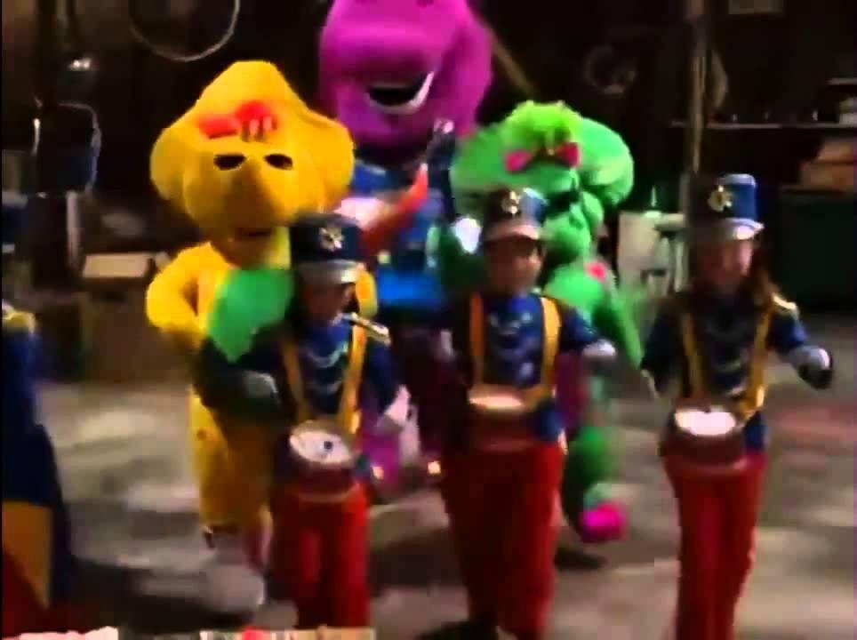 Barney\'s Christmas Star Part 2 1 | I LOVE YOU | Pinterest ...