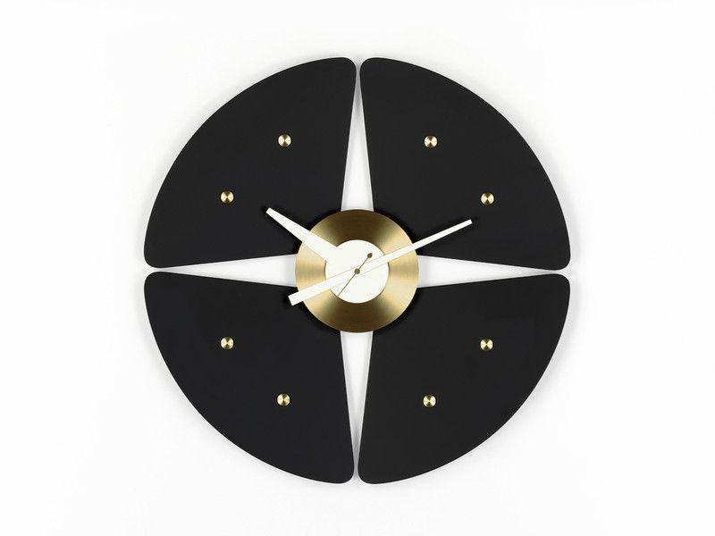 Buy The Vitra Petal Wall Clock At Nest Co Uk Nelson Clock Wall Clock Modern George Nelson Clocks