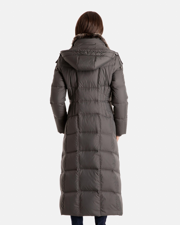 Liana Full Length Down Coat For Women Down Coat Coat Outerwear Women [ 3000 x 2400 Pixel ]