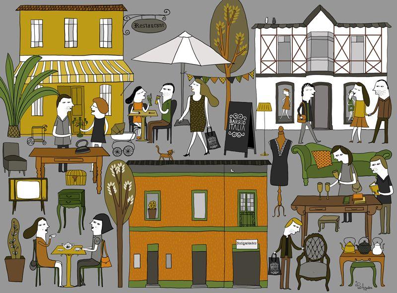 Pati Aguilera | Pencil Ilustradores
