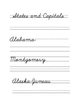 How To Write A Capital S In Cursive : write, capital, cursive, Capital, Cursive