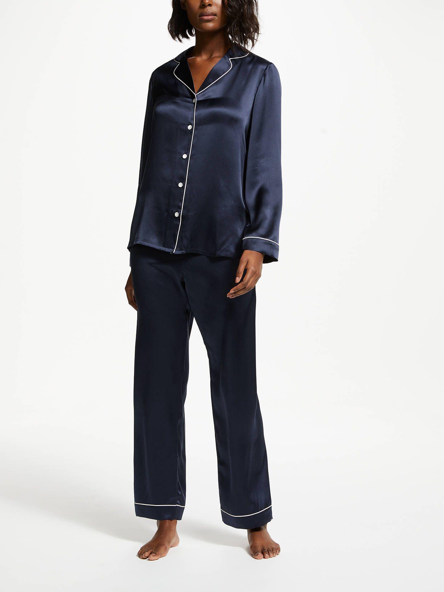 3e6c05c788 John Lewis   Partners Silk Pyjama Set at John Lewis   Partners